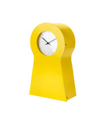 Ikea Ps 1995 Yellow Clock B Amp S Xquizite